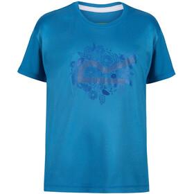 Regatta Alvarado V Camiseta Niños, azul